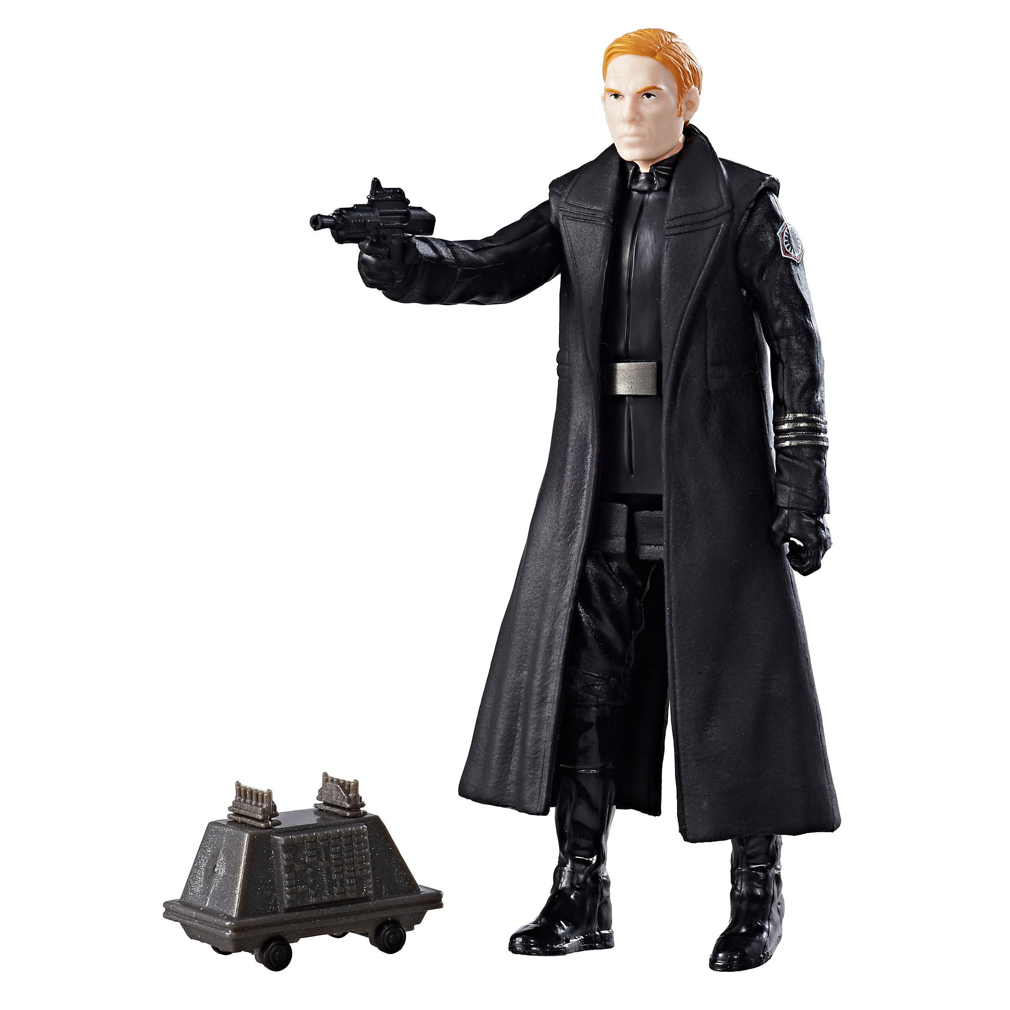 Star Wars - General Hux - Figura Force Link