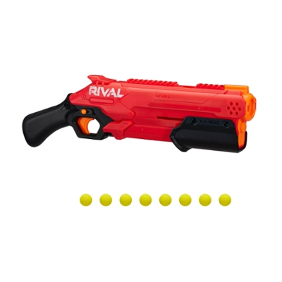Lanzador Nerf Rival Takedown XX-800