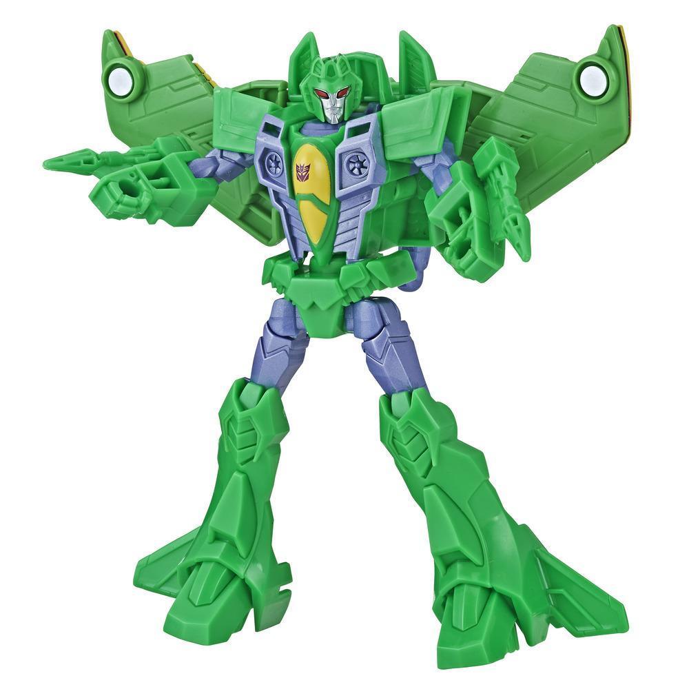 Transformers Cyberverse - Acid Storm clase guerrero