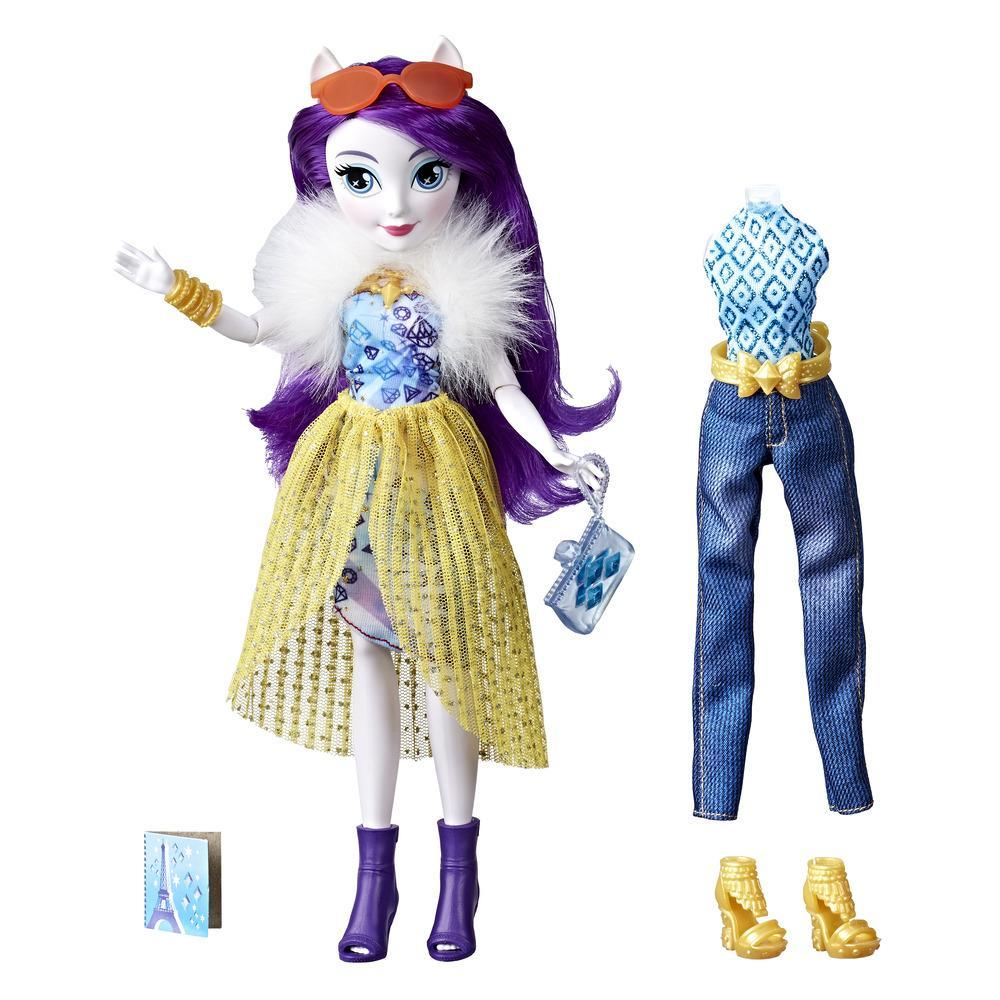 My Little Pony Equestria Girls - Rarity de Muchos estilos