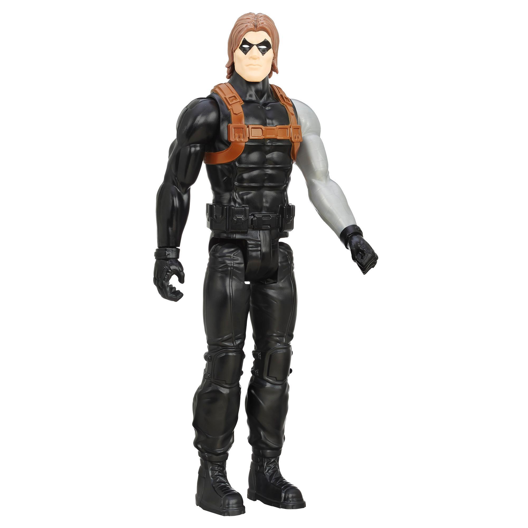 Marvel Titan Hero Series - Winter Soldier