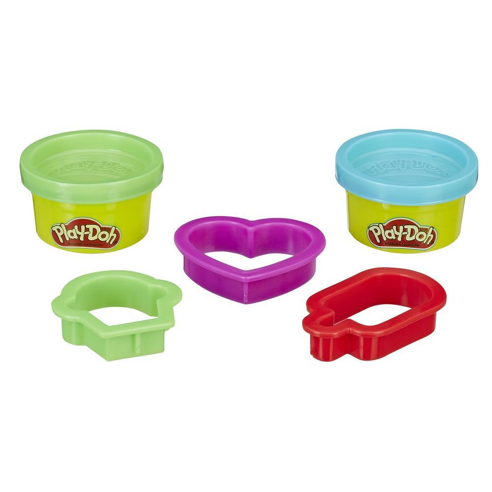 Play-Doh Dulces formas