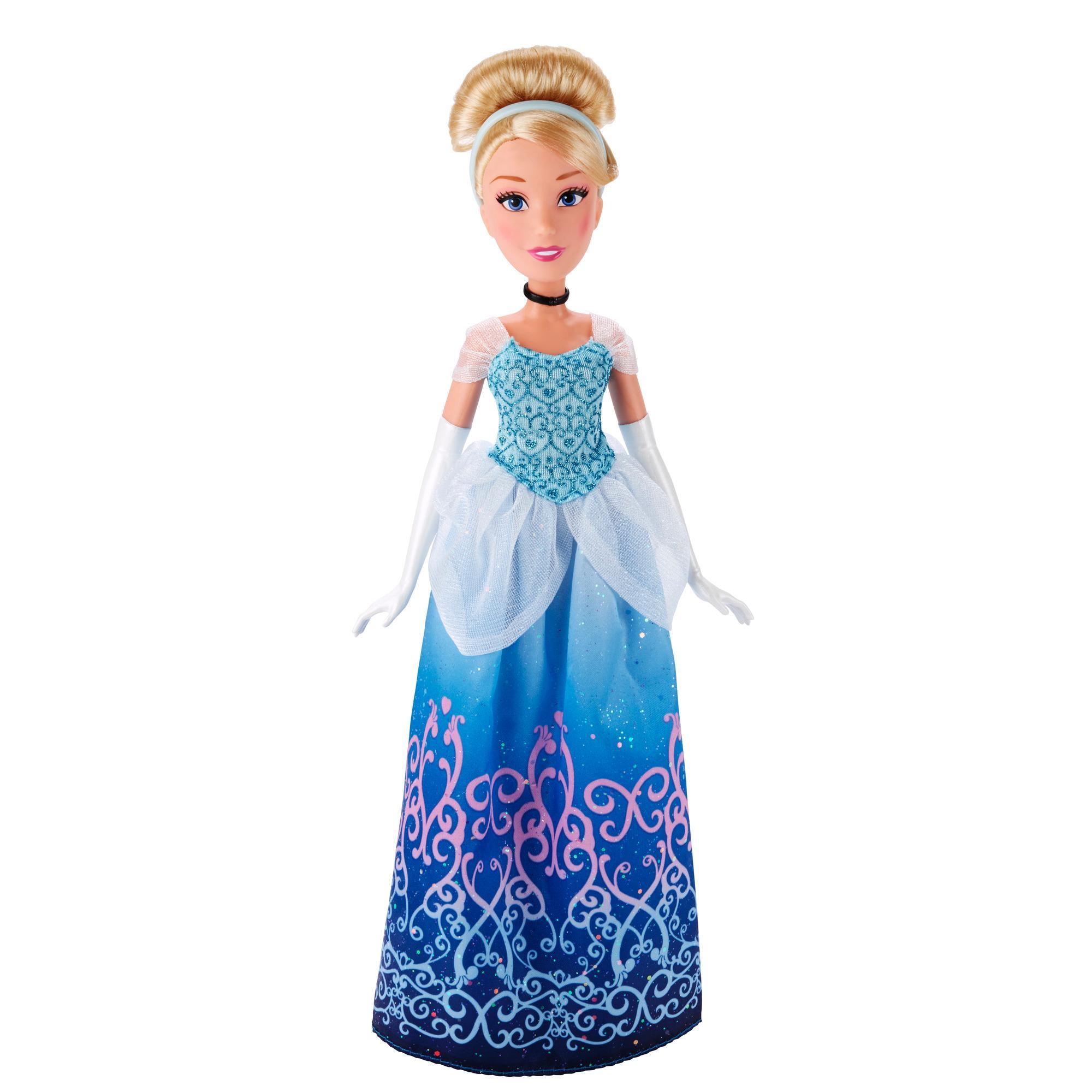 Muñeca de Cenicienta Royal Shimmer Disney Princess