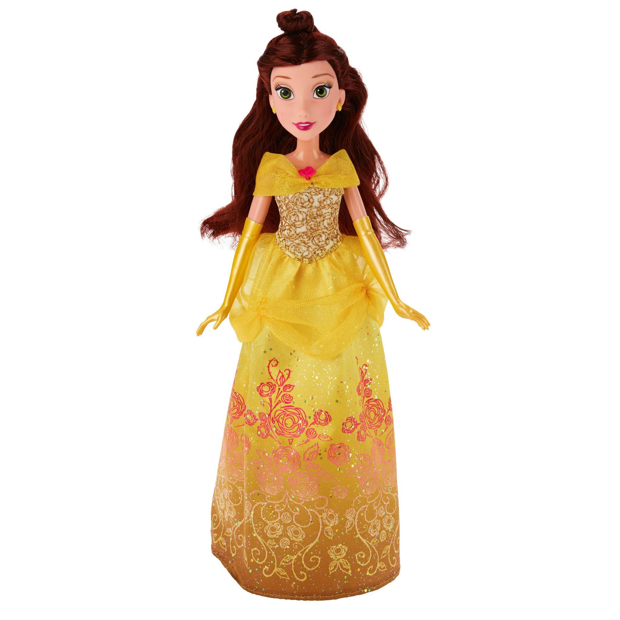 Muñeca de Bella Royal Shimmer Disney Princess