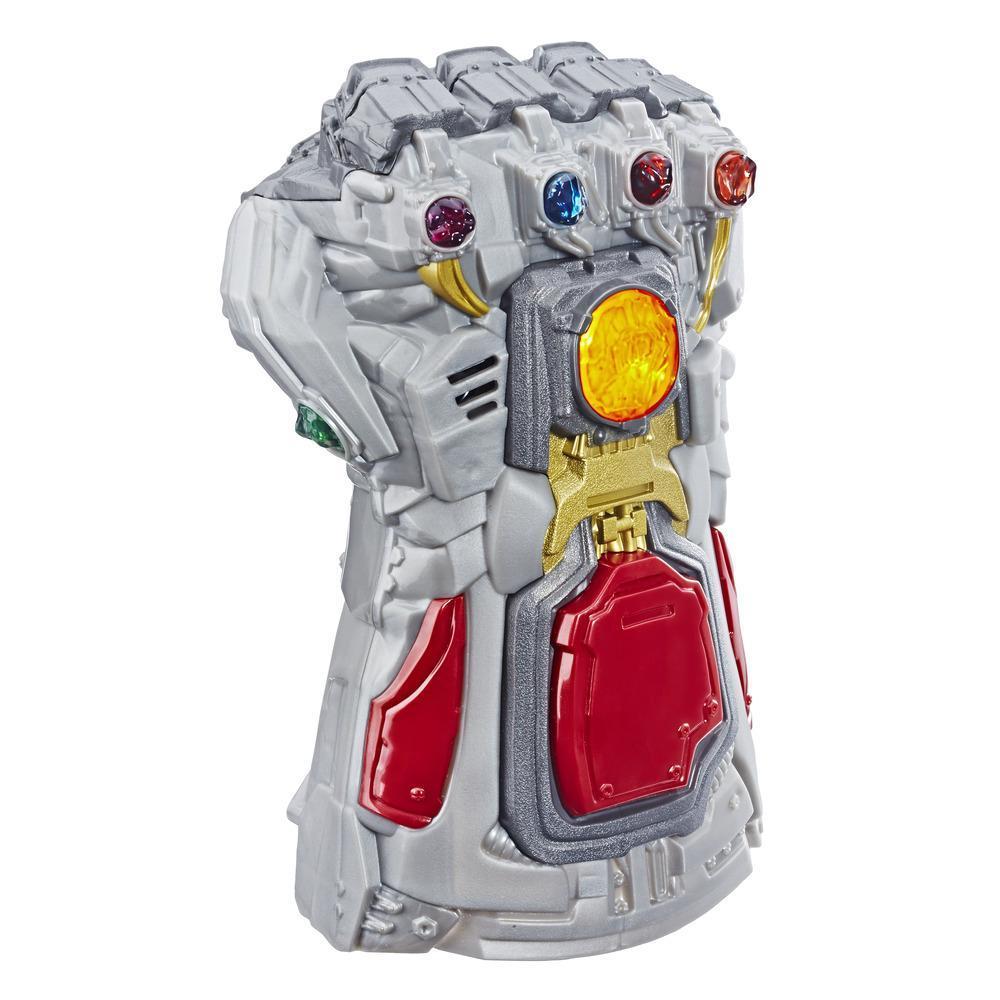 Marvel Avengers: Endgame Puño electrónico para juego de rol con luces y sonidos