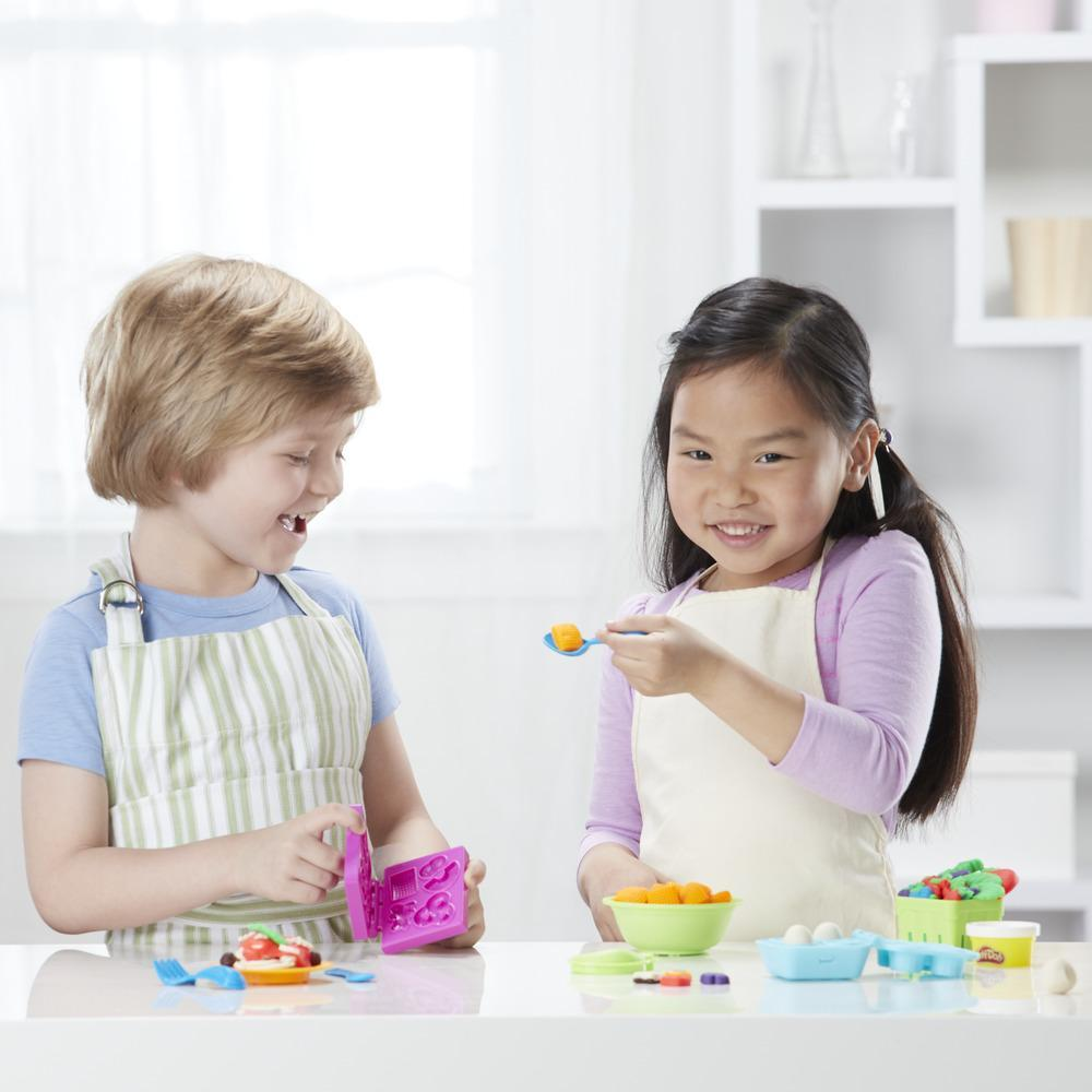 Play-Doh Kitchen Creations - Comiditas de supermercado