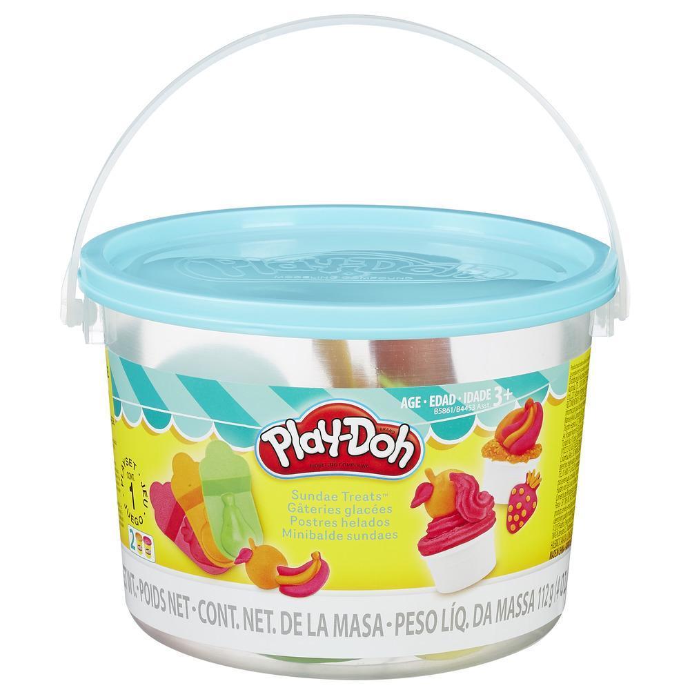 Play-Doh Mini Bucket Sundaes