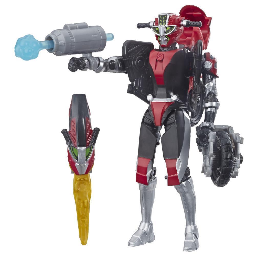 Power Rangers Beast Morphers Cruise Beastbot- Figura de acción de juguete