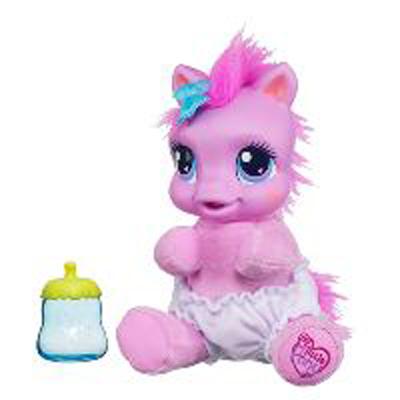 MY LITTLE PONY - Bebé Pony Recién Nacido: Pinky Pie