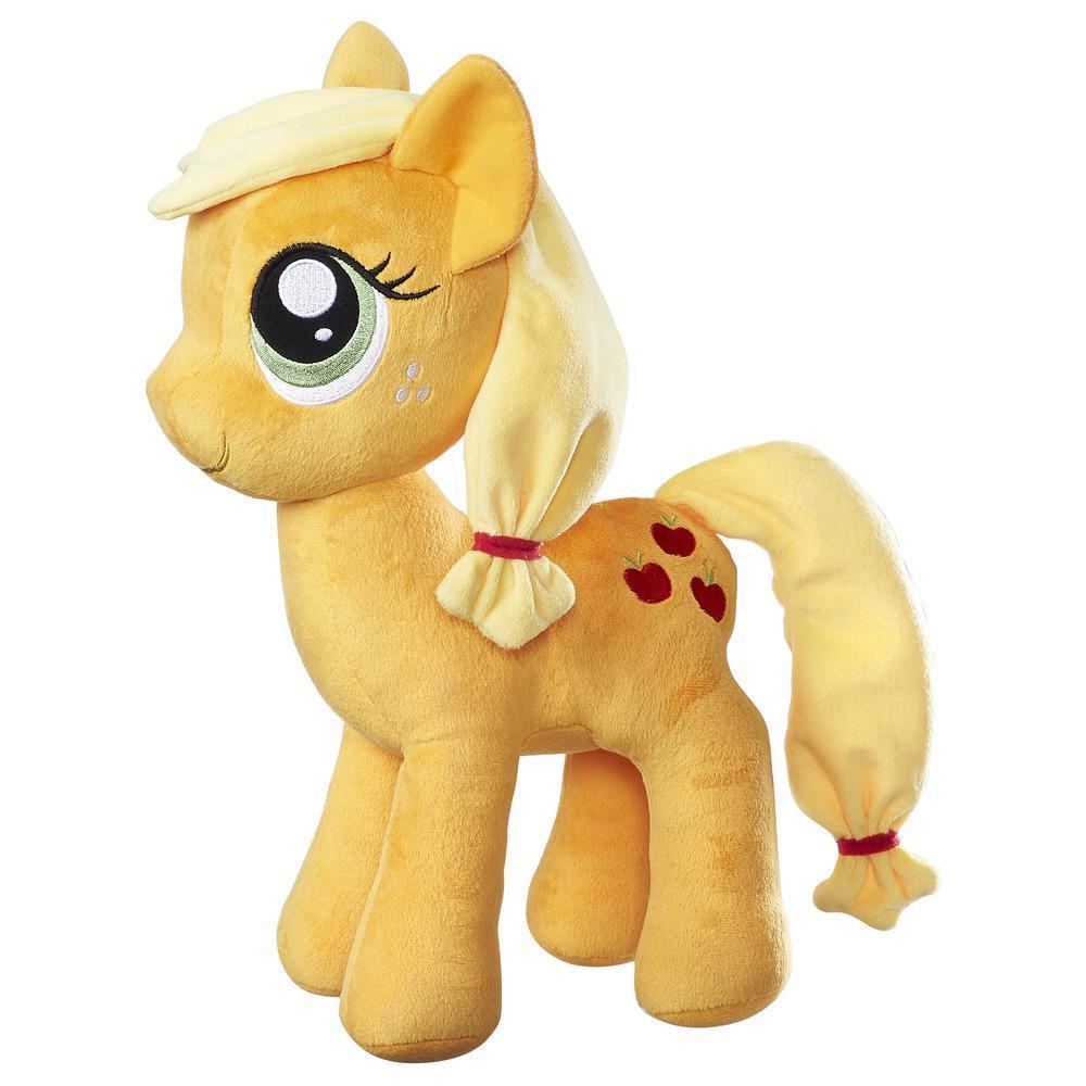 My Little Pony La magia de la amistad - Peluche para acariciar de Applejack