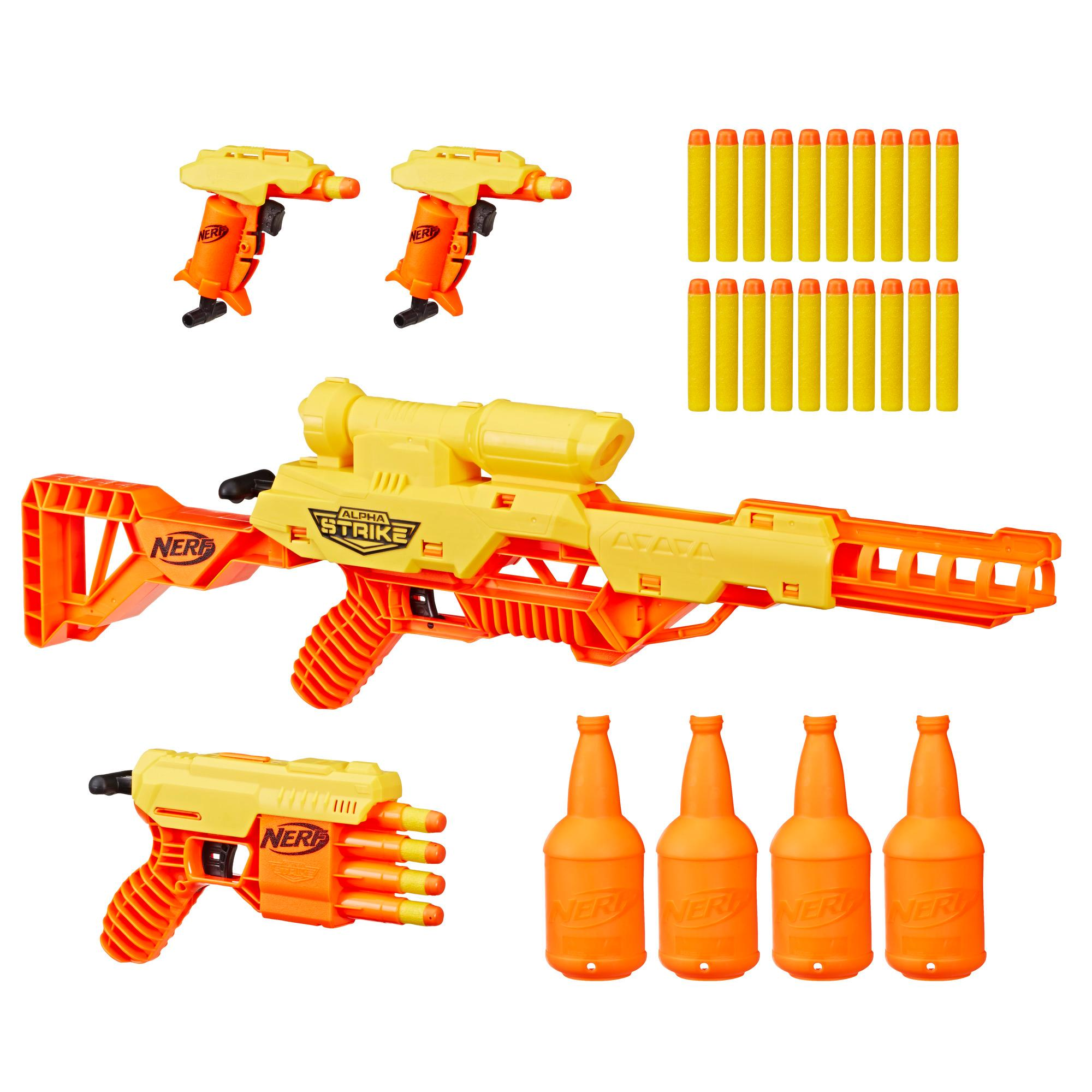 Nerf Alpha Strike Set Batallón