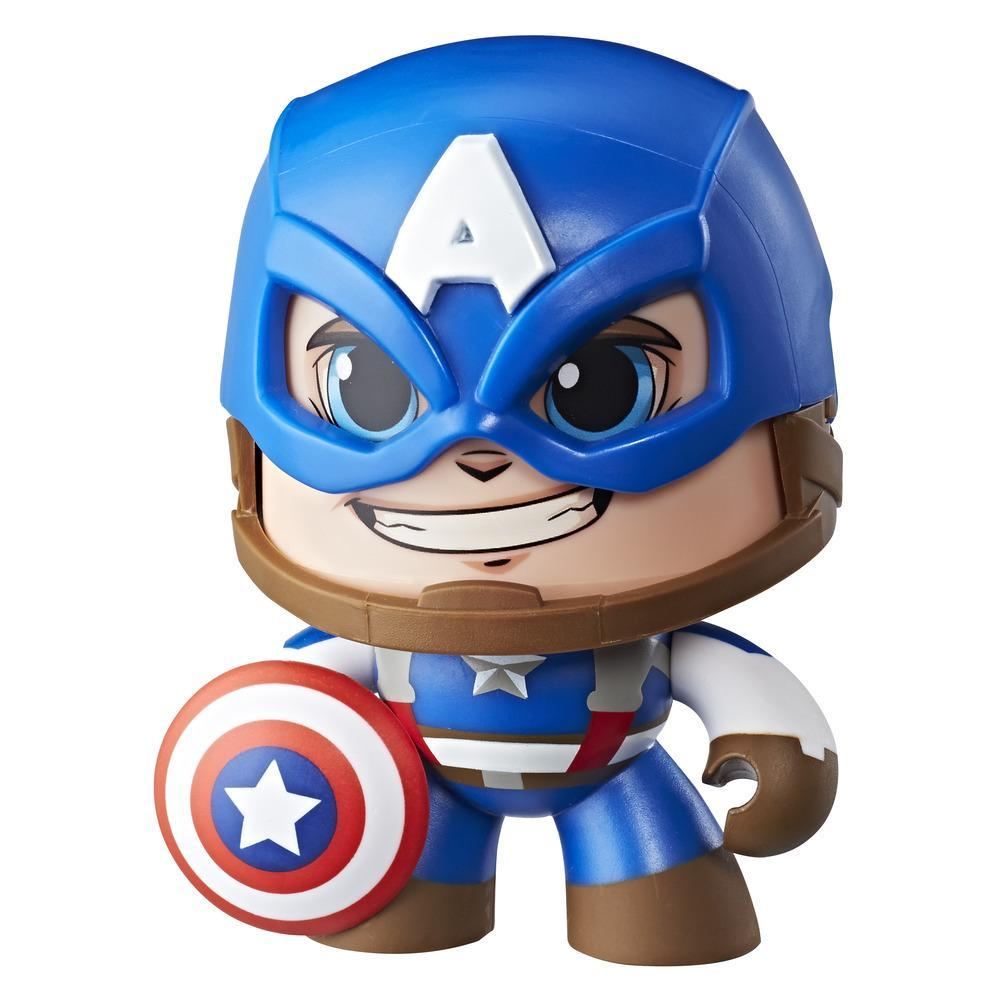 Marvel Mighty Muggs Captain America #1