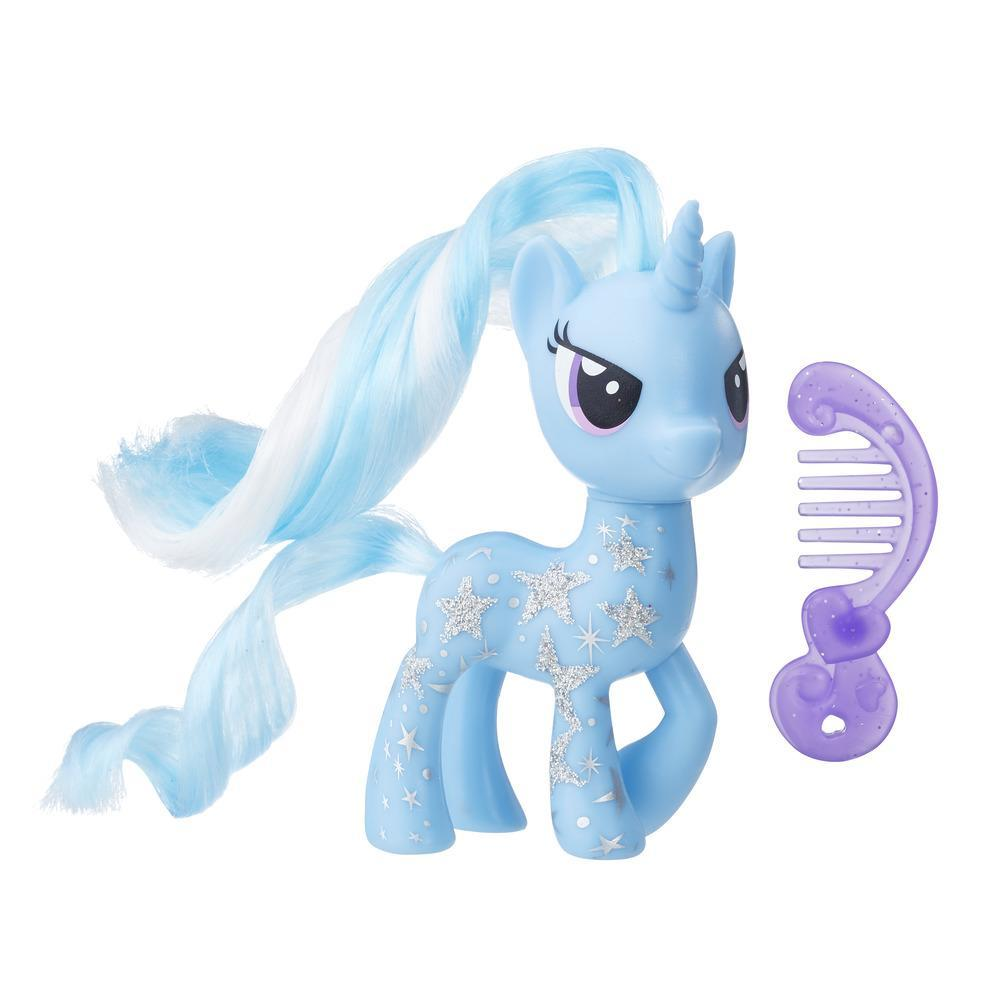 My Little Pony Trixie Lulamoon con diseño brillante