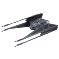 Star Wars: The Last Jedi - TIE Silencer de Kylo Ren