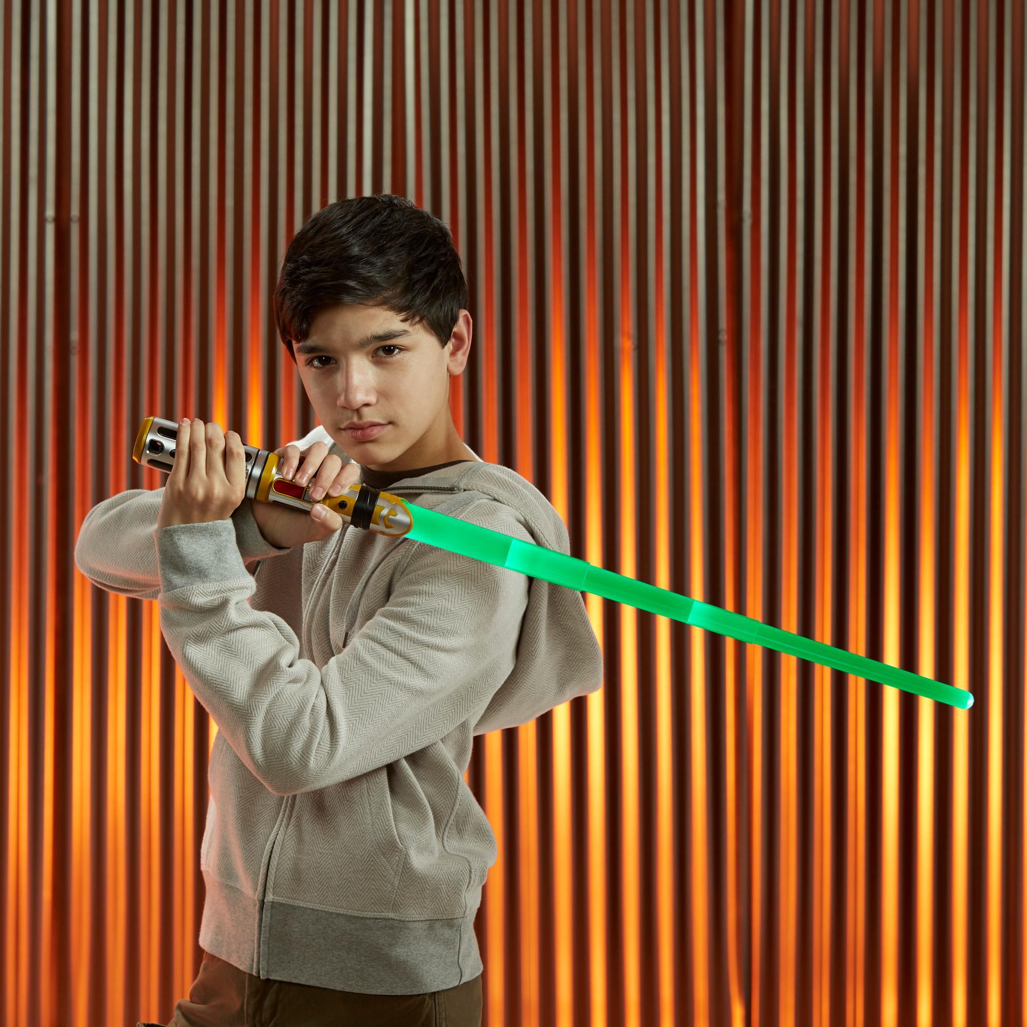 Star Wars Bladebuilders - Sable de luz Maestro de la Fuerza