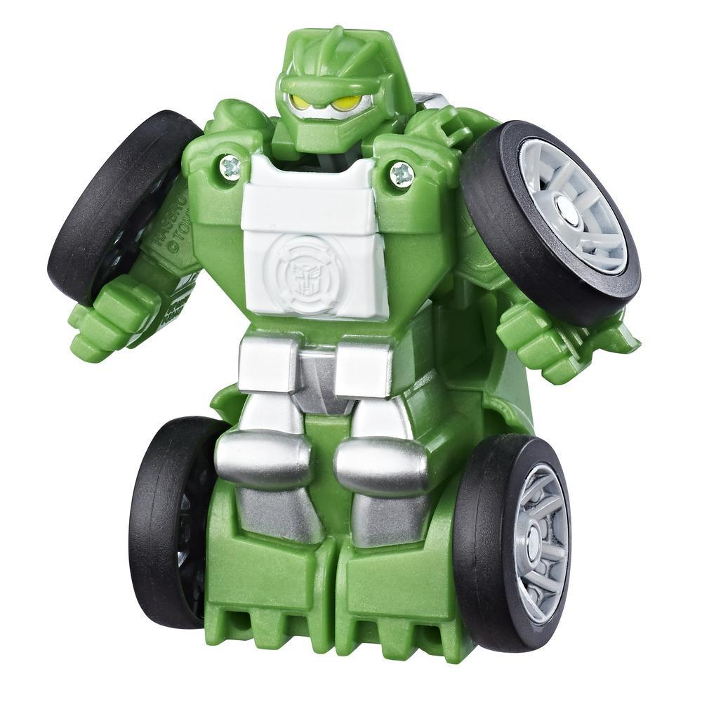 Playskool Heroes Transformers Rescue Bots - Flip Racers Boulder de carrera