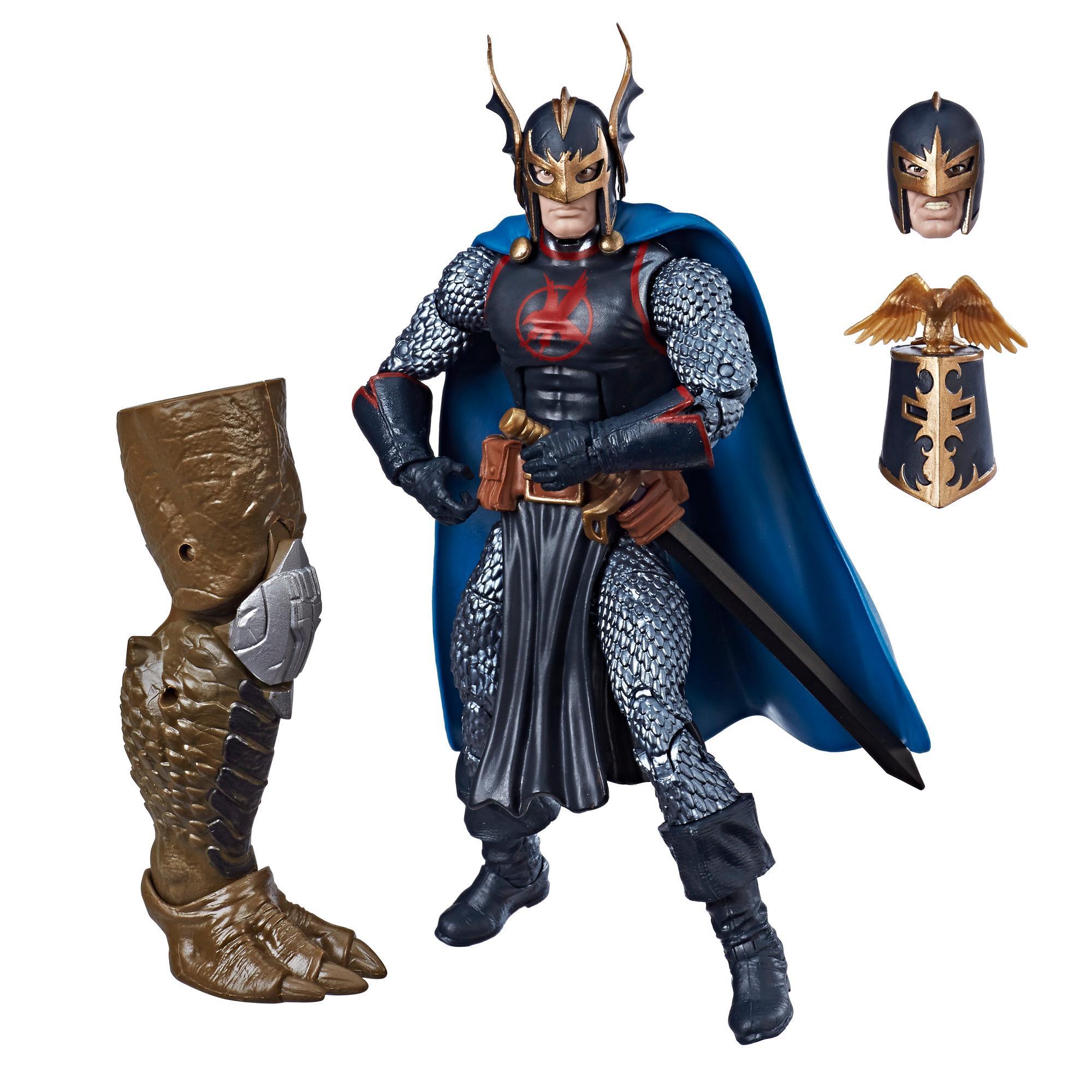 Avengers Marvel Legends Series - Marvel's Black Knight de 15 cm