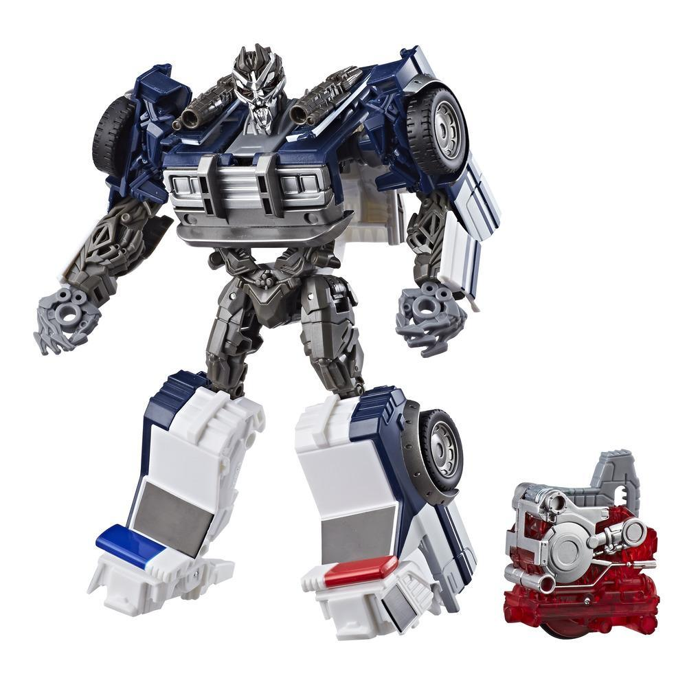 Transformers: Bumblebee - Figura de Barricade Energon Igniters Serie Nitro