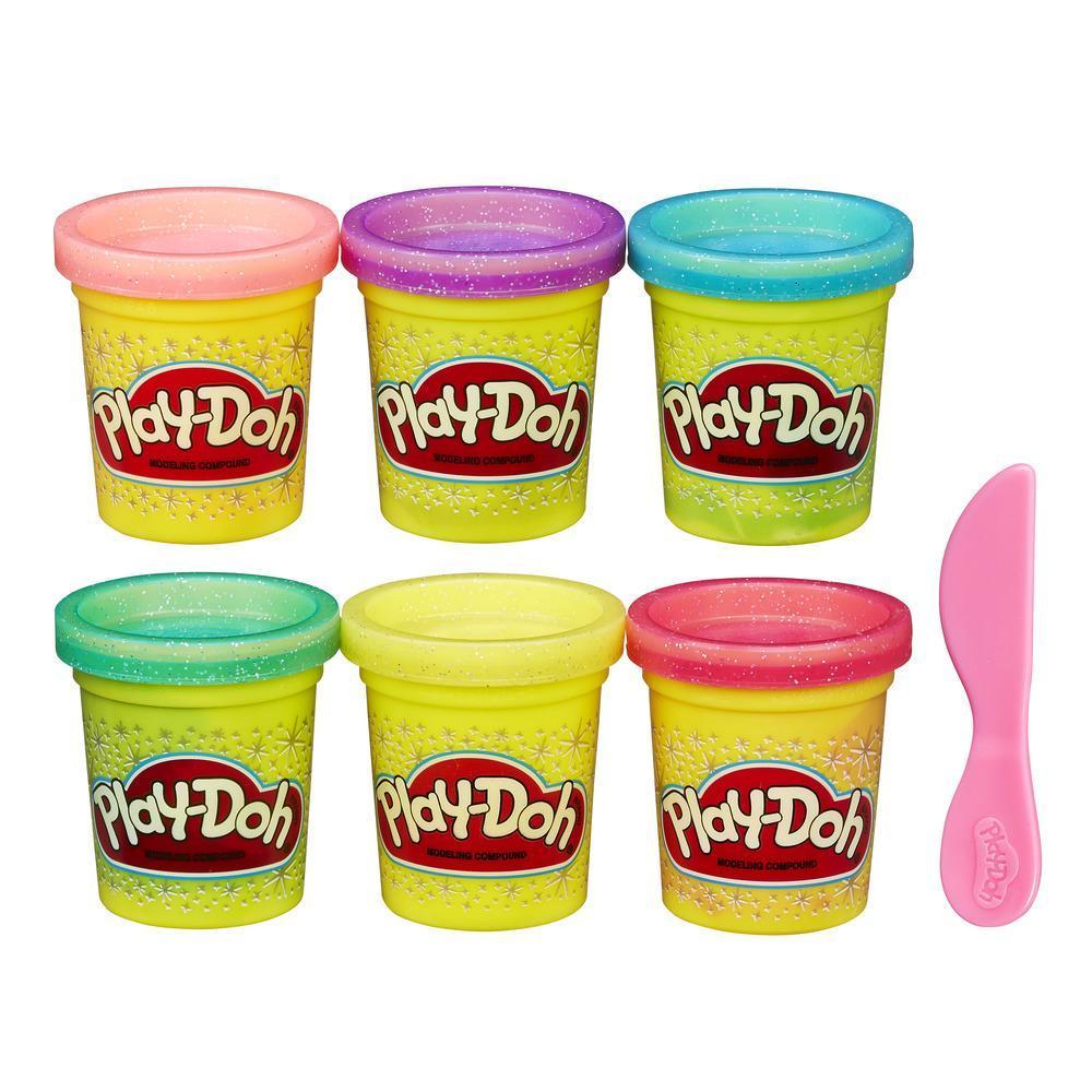 Play-Doh Disney Princess Compound 6 Pack