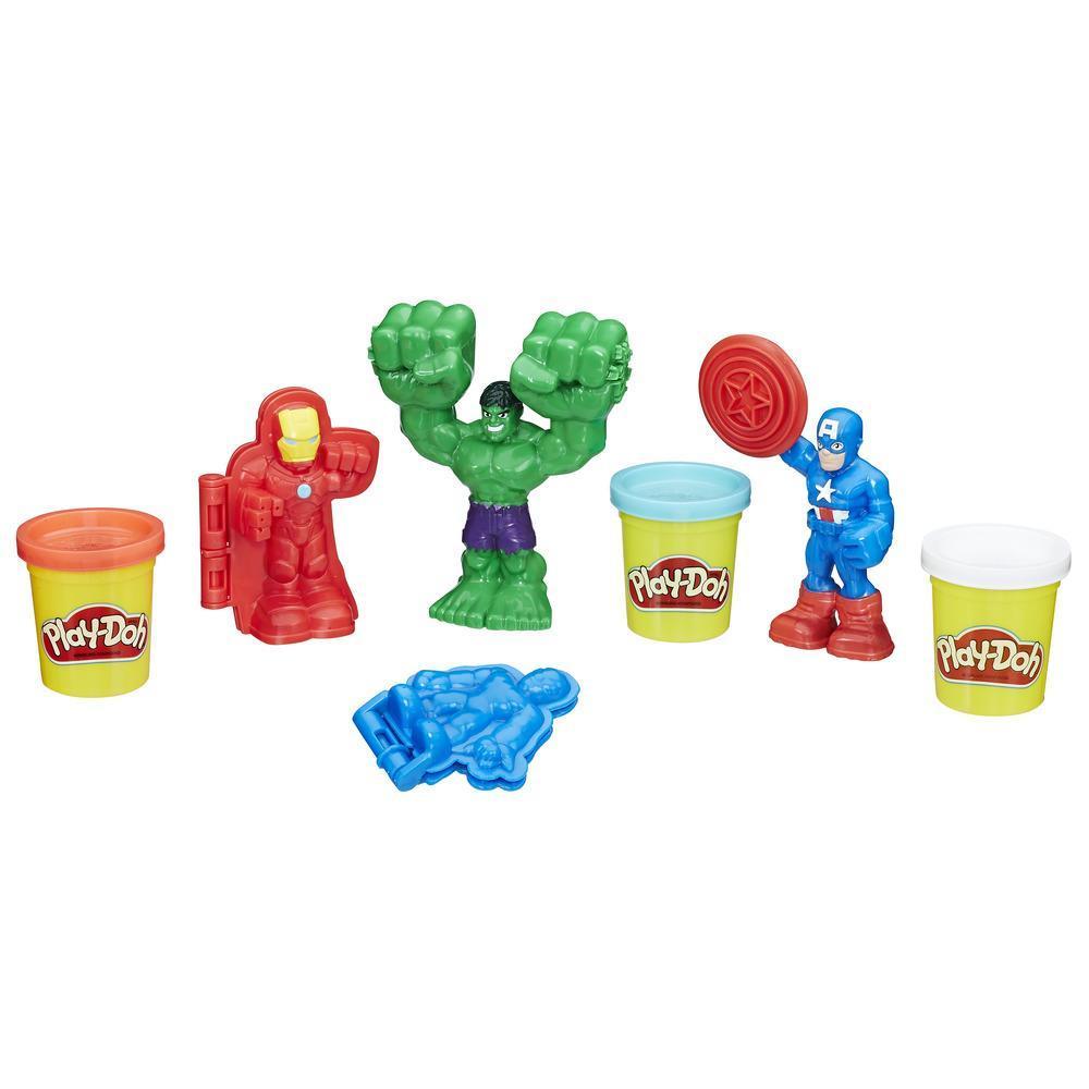 Play-Doh Marvel Súper Herramientas