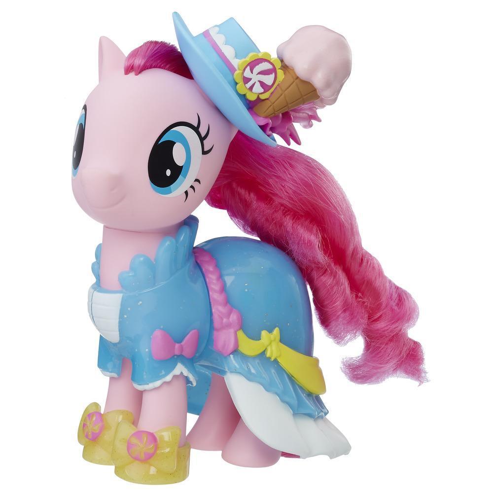 My Little Pony – Pinkie Pie con moda removible