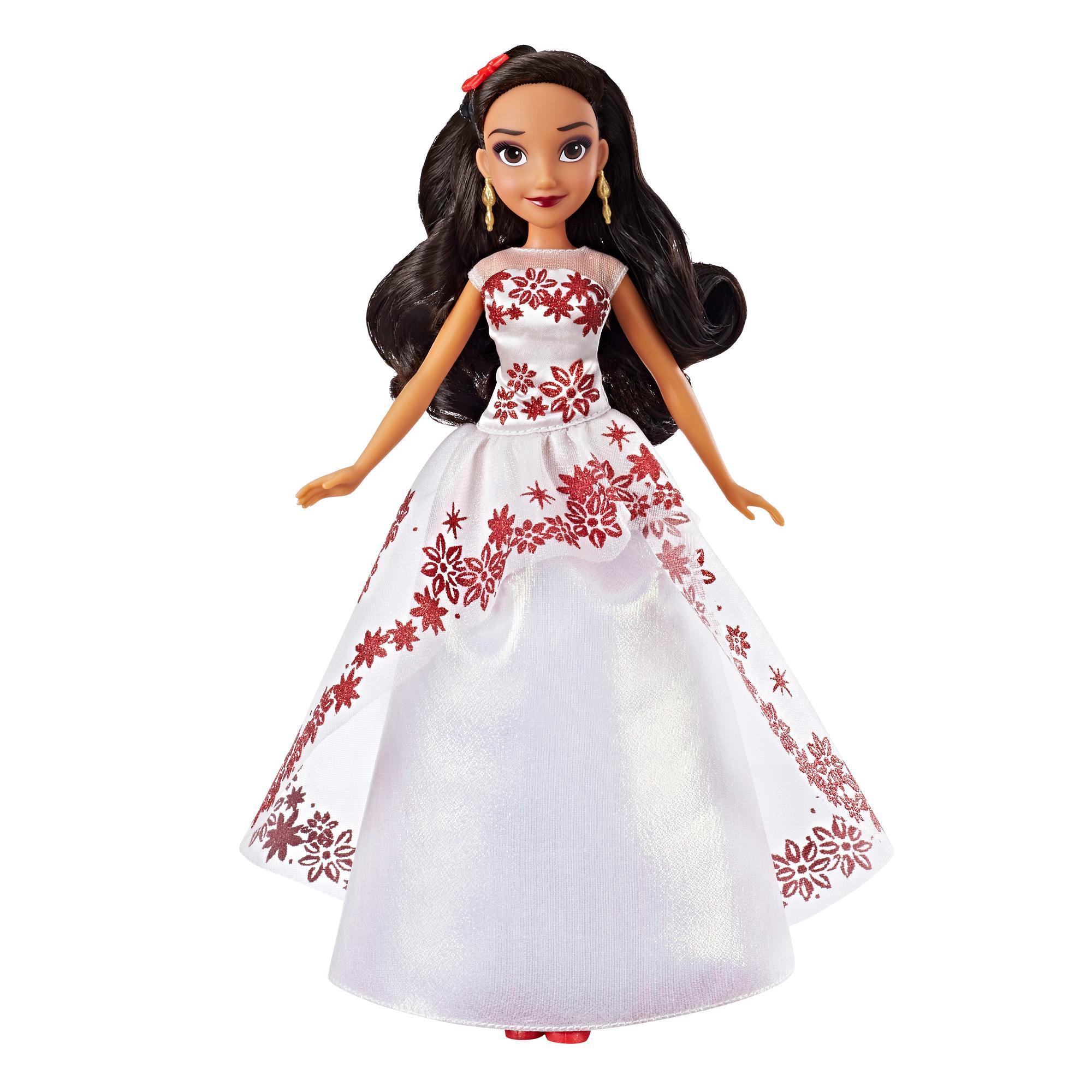 Disney Elena de Avalor Vestido de Navidad