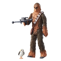 Star Wars - Chewbacca - Figura Force Link