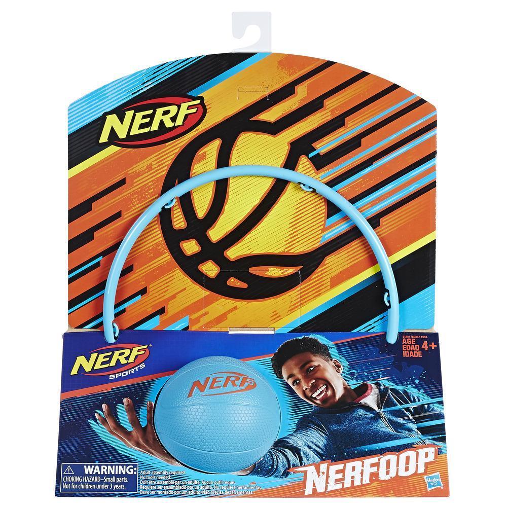 Nerf Sports Nerfoop (negro)