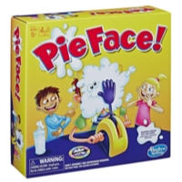 Pastelazo - Juego familiar para jugar con crema batida