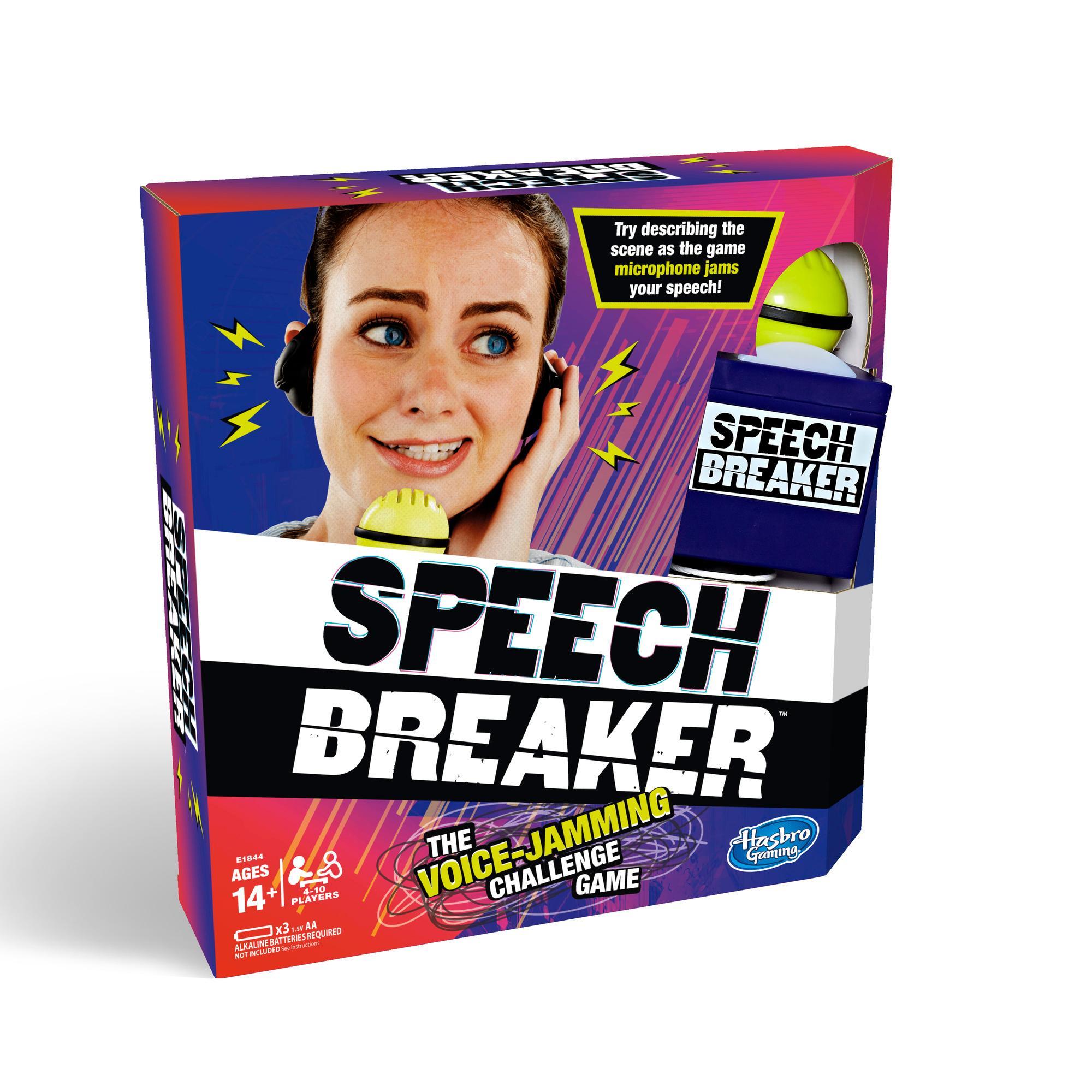 Juego Speech Breaker
