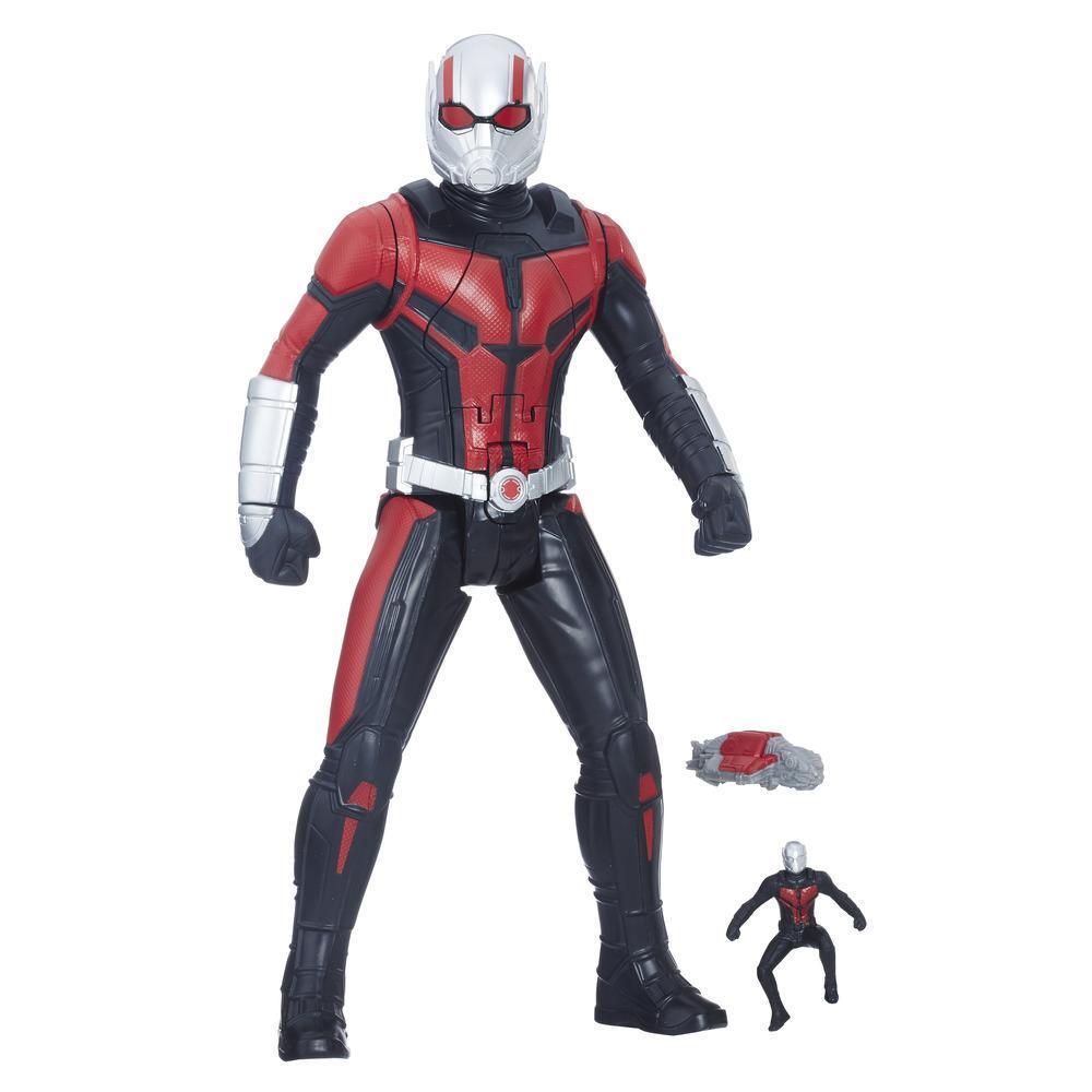 Marvel Ant-Man and the Wasp - Ant-Man Ataque miniaturizado