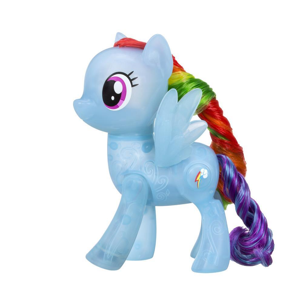 My Little Pony - Figura Luminosa amistad de Rainbow Dash