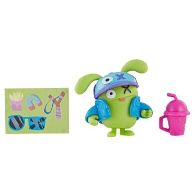 UglyDolls - Disfraz sorpresa - Juguete OX Chico cool, figura y accesorios
