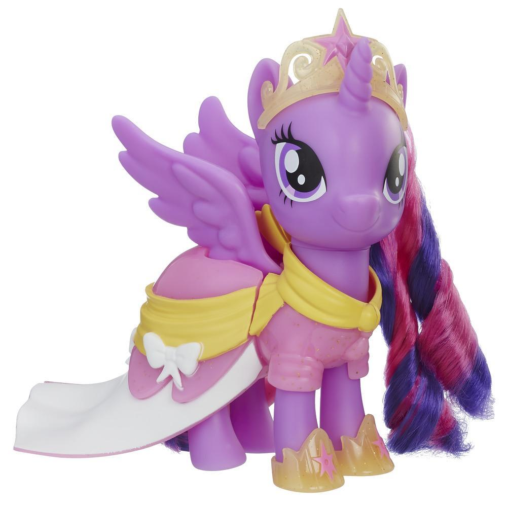 My Little Pony - Twilight Sparkle con moda removible