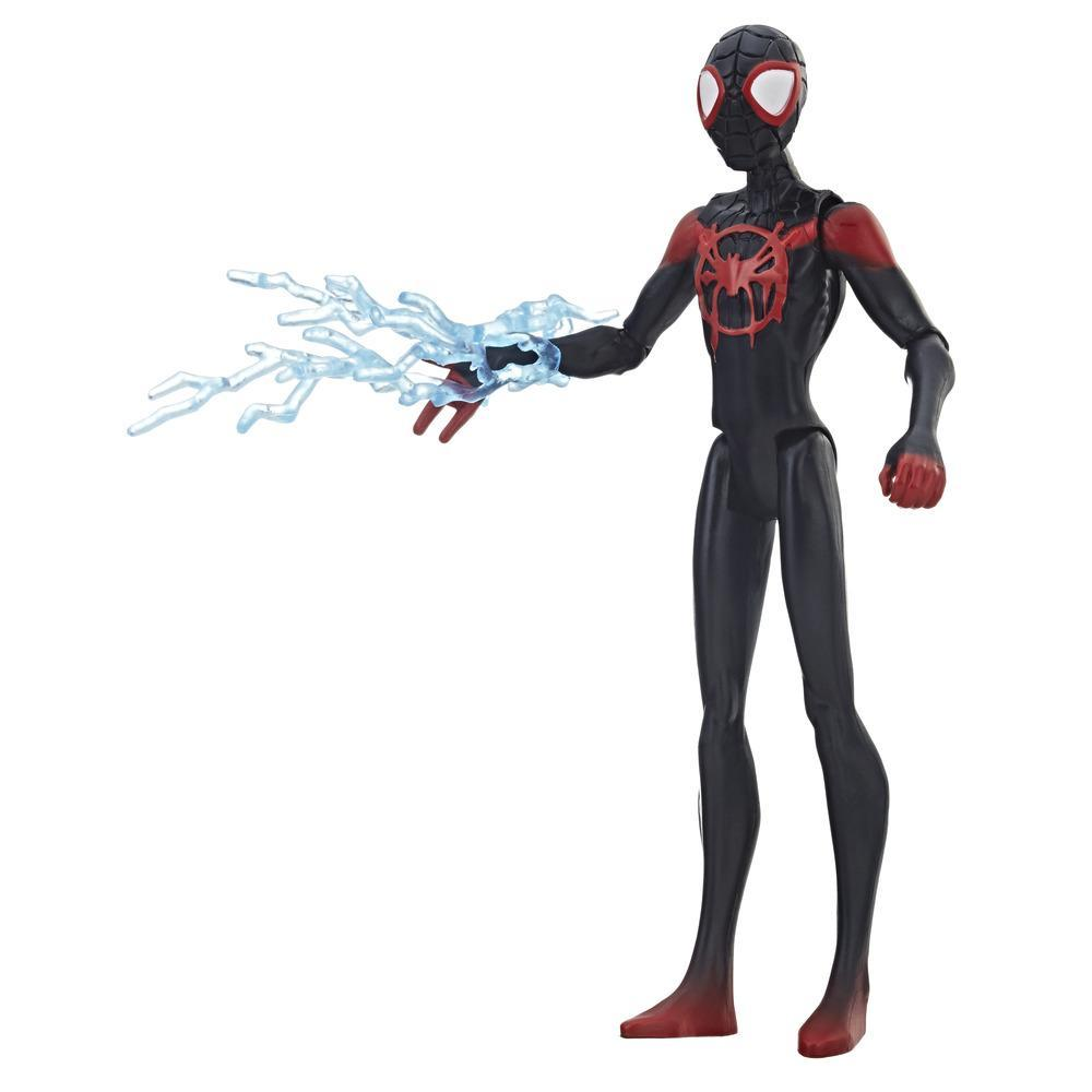 Spider-Man Into the Spider-Verse - Figura de Miles Morales de 15 cm