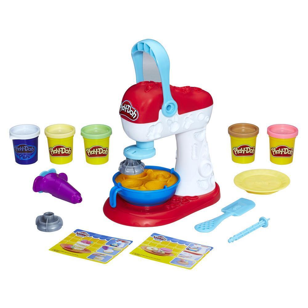 Play-Doh Kitchen Creations - Batidora de postres