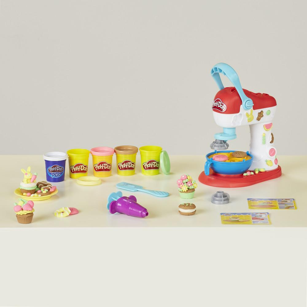 Play-Doh Kitchen Creations - Batidora de postres