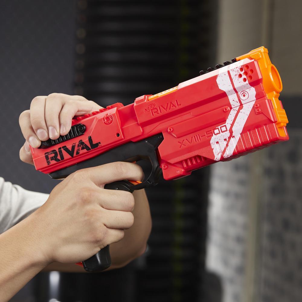 Nerf Rival Kronos XVIII-500 (rojo)