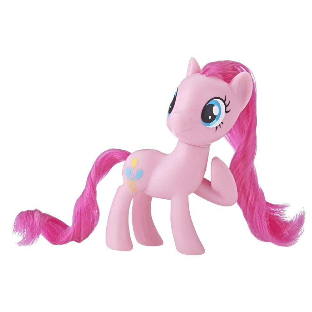 My Little Pony - Figura clásica de pony principal Pinkie Pie