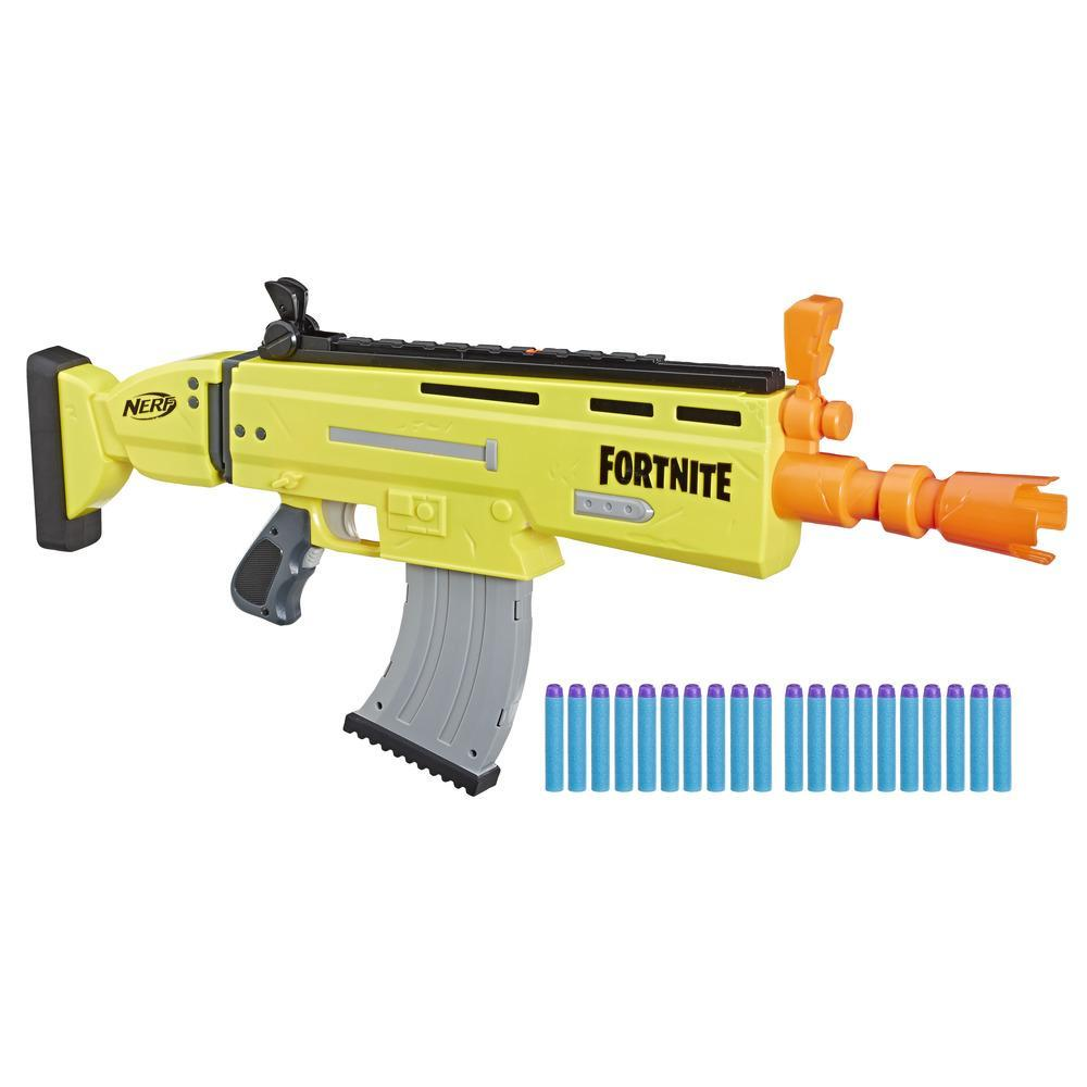 Lanzadardos Fortnite AR-L Nerf Elite