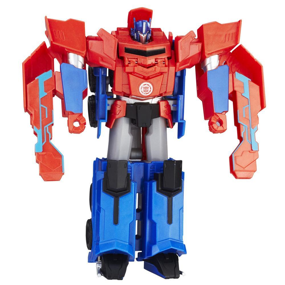 Transformers Robots in Disguise Combiner Force 3-Step Changer Optimus Prime