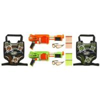 NERF - Dart Tag Furyfire Two Player Set