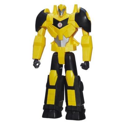 Figura Transformers Robots in Disguise de 30 cm de Bumblebee Titan Heroes