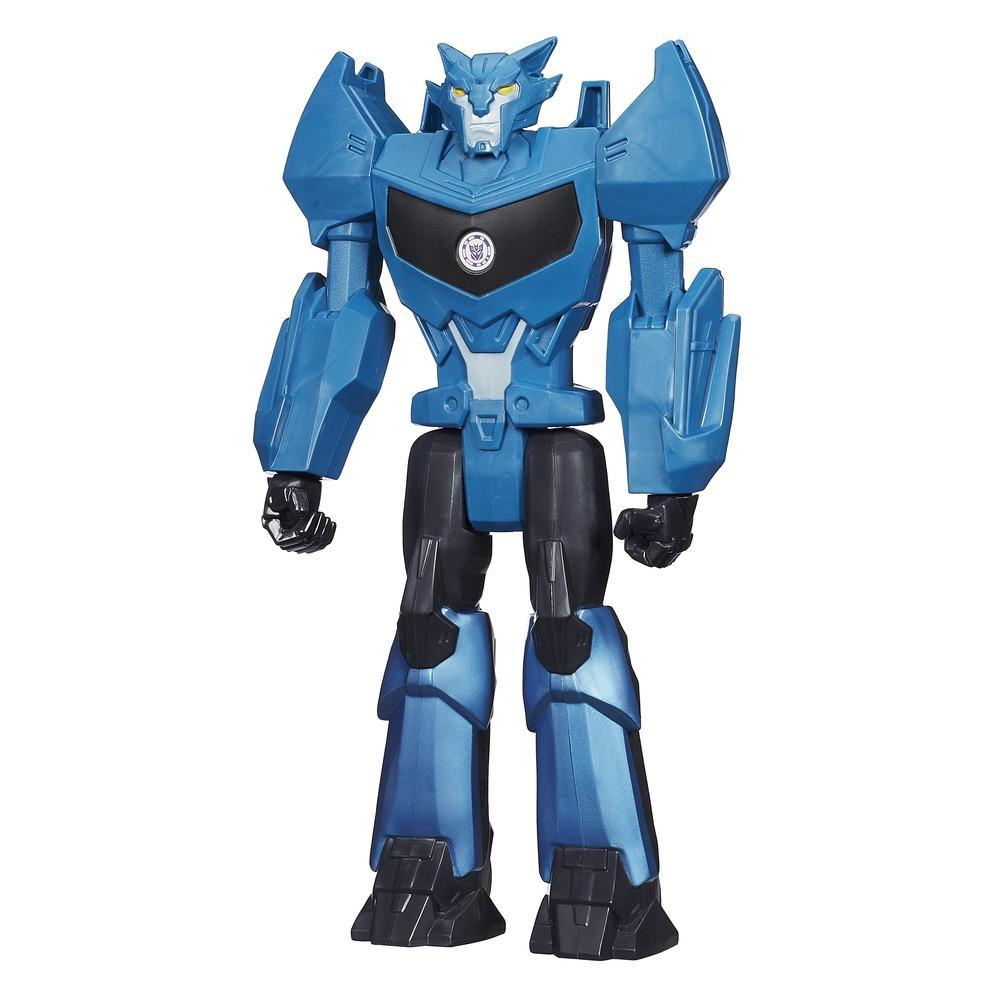 Figura Transformers Robots in Disguise de 30 cm de Steeljaw Titan Heroes