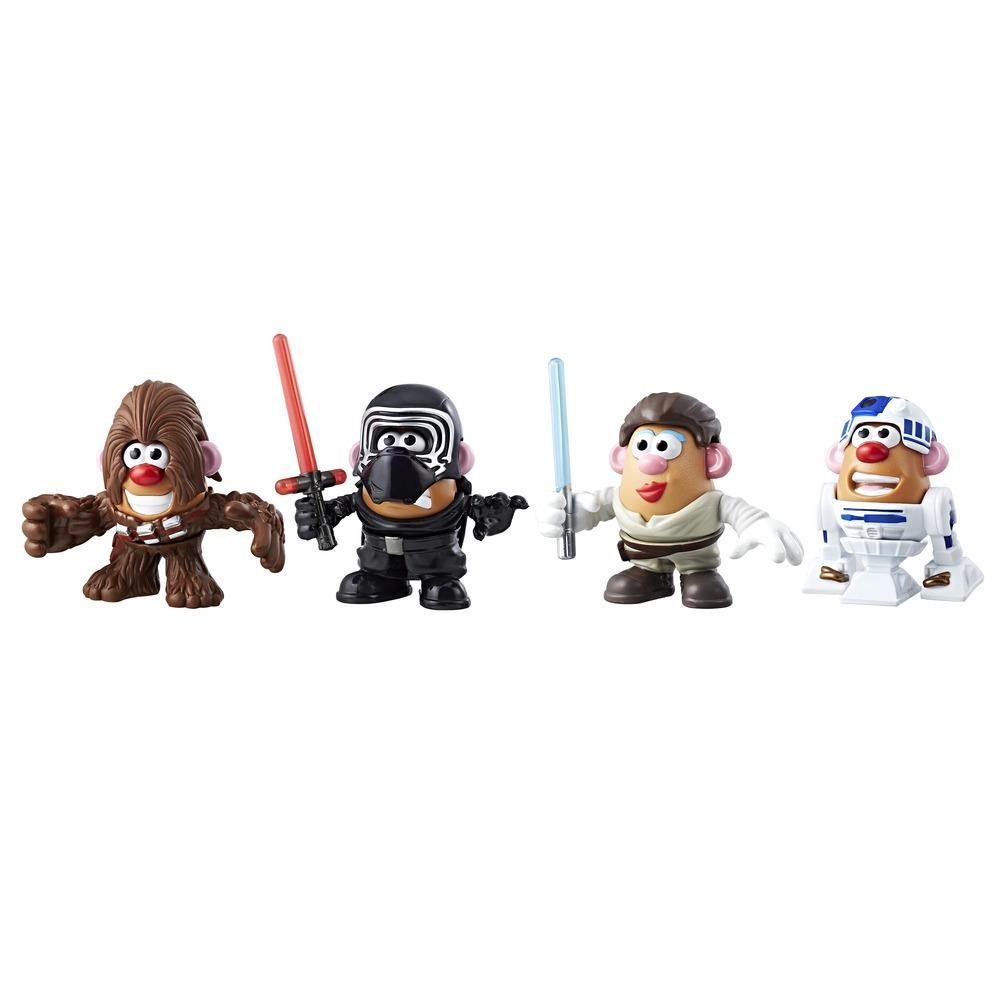 Playskool Friends Mr. Potato Head Star Wars - Minipapas galácticas