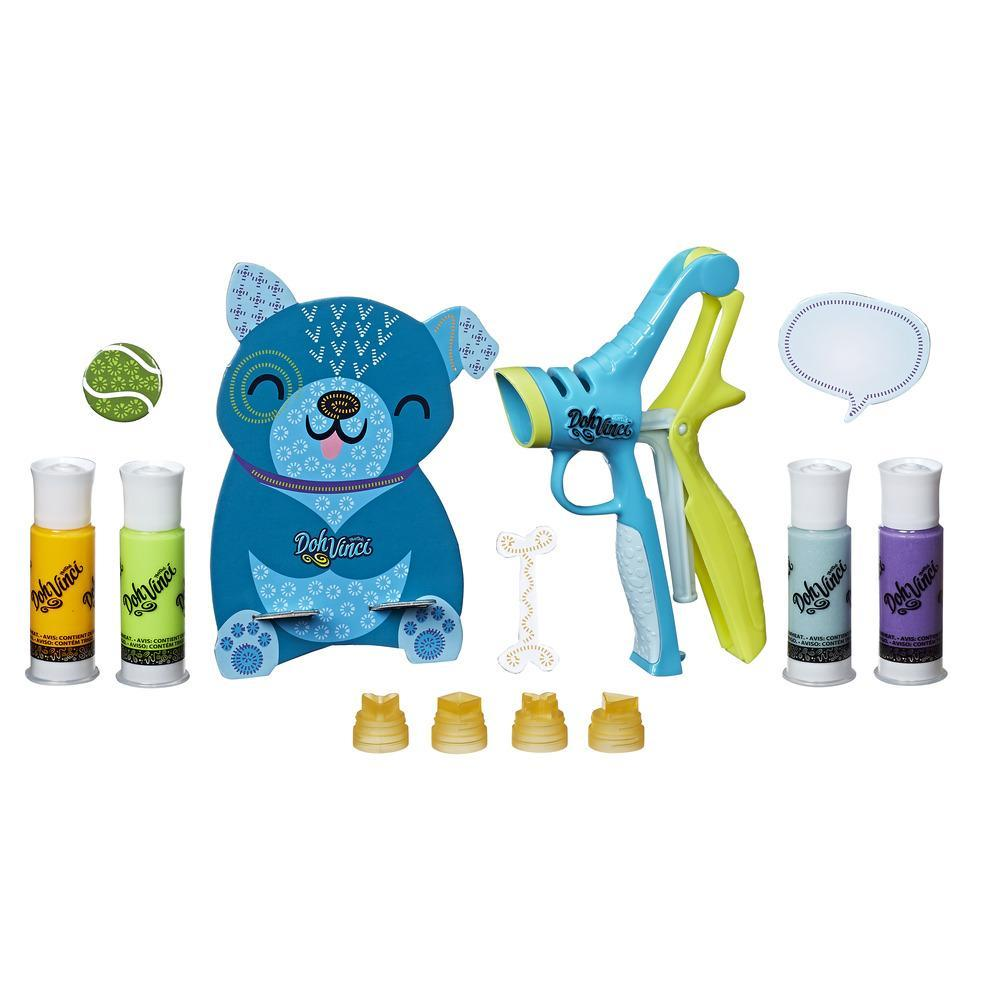 Play-Doh DohVinci Kit de base con estilizador