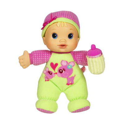 BABY ALIVE -  MY FIRST BABY DOLL