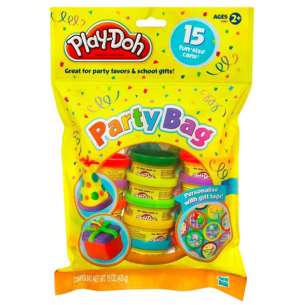Bolsa de PLAY-DOH para fiestas