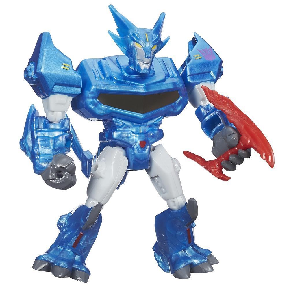 Figuras Hero Mashers STEELJAW
