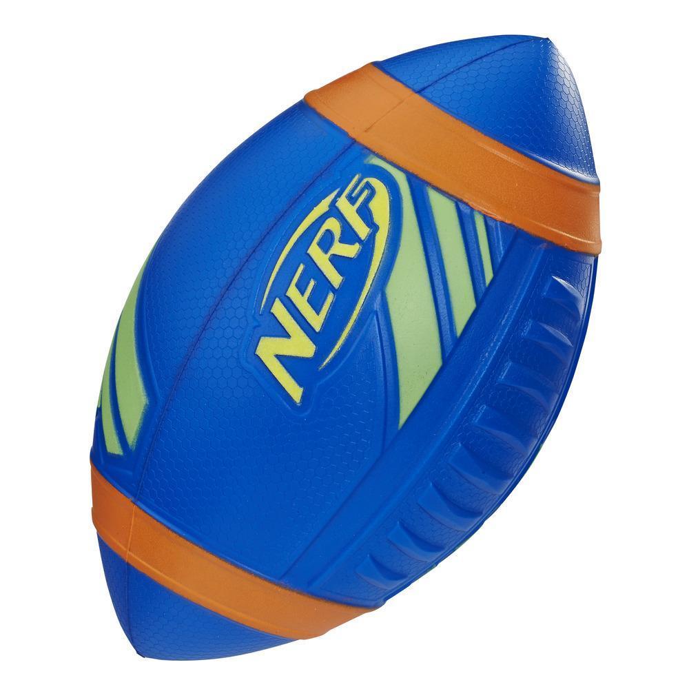 Nerf Sports - Balón de fútbol americano Pro Grip (azul)